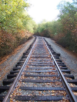 Stock__Train_Tracks_2_by_Tkrain